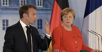 Γερμανία - Γαλλία προωθούν λύση στο μεταναστευτικό χωρίς συναίνεση των 28