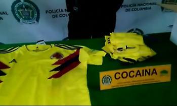 Βρέθηκαν εμφανίσεις της Κολομβίας «ποτισμένες» με κοκαΐνη!
