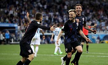 Άσχημα νέα για Αργεντινή: Με τα… δεύτερα η Κροατία κόντρα σε Ισλανδία