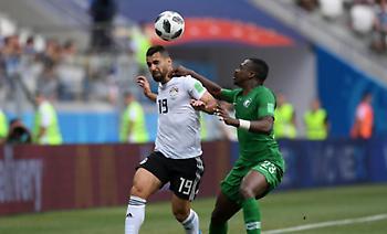 LIVE: Σαουδική Αραβία-Αίγυπτος 2-1