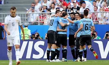 Σούπερ Ουρουγουάη… ξενέρωσε την οικοδέσποινα!
