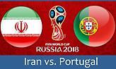 Οι ενδεκάδες του Ιράν-Πορτογαλία