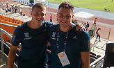 Η ομάδα για το Παγκόσμιο Πρωτάθλημα Κ20 στίβου