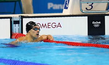 «Χρυσή» η σκυταλοδρομία κολύμβησης 4Χ100