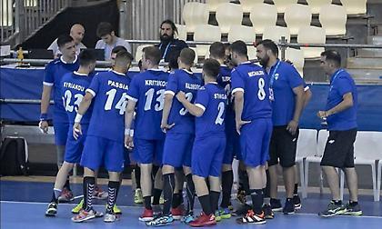 Αποκλεισμός για την Εθνική χάντμπολ στους Μεσογειακούς