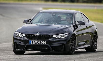 Με BMW M2, M4 Coupe και M5 στις Σέρρες