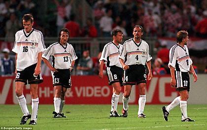 Τα στραπάτσα των Γερμανών στο Παγκόσμιο Κύπελλο