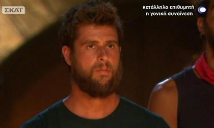 Survivor: Αποχώρησε ο Γιάννης Τσίλης