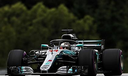 Κυριάρχησαν οι Mercedes στην Αυστρία