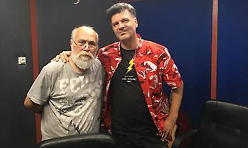 Ο Φοίβος Δεληβοριάς στον ΣΠΟΡ FM 94,6 (video)