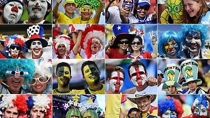 Οι «φυλές» του Παγκοσμίου Κυπέλλου