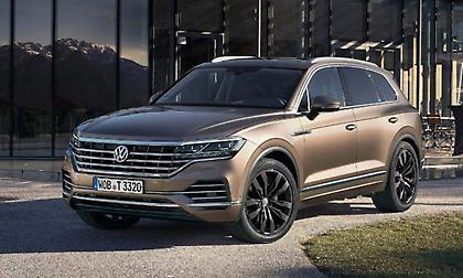 Η Goodyear επιλέγεται για το νέο Volkswagen Touareg