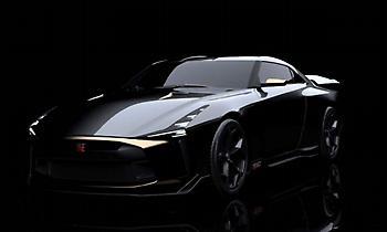 Nissan και Italdesign αποκαλύπτουν ένα μοναδικό GT-R