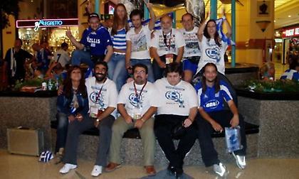 Όταν ο ΣΠΟΡ FM 94,6 είχε μετακομίσει στην Πορτογαλία και σήκωνε την κούπα με την Ελλάδα! (pics, vid)