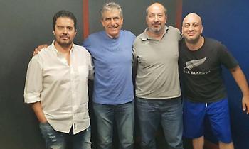 Άγγελος Αναστασιάδης στον ΣΠΟΡ FM 94,6: Ένας ιερός σκοπός και πολύ ποδόσφαιρο
