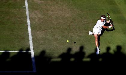 Στους «32» του Wimbledon ο Τσιτσιπάς!