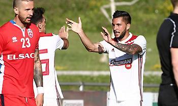 Ο Ισπανός «για 5 γκολ», ο Λάζαρος κι ο… Γεωργάτος!