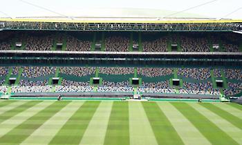 Το sportfm.gr στο γήπεδο της Σπόρτινγκ Λισσαβώνας
