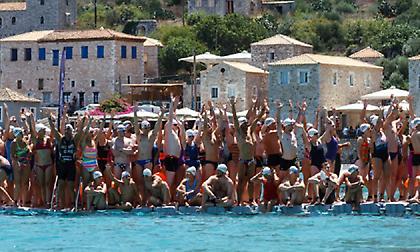 Ακόμα πιο ψηλά το 2ο Oceanman Greece (pics)