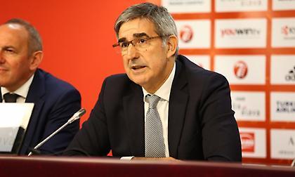 Μπερτομέου: «Είτε πρόεδρος, είτε παίκτης θα τιμωρείται εάν δεν συμμορφώνεται με τους κανονισμούς»