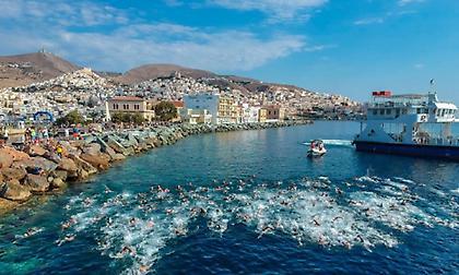 3rd TRIMORE Syros Triathlon 2018: Ένα σκαλί πιο πάνω γράφοντας ιστορία!