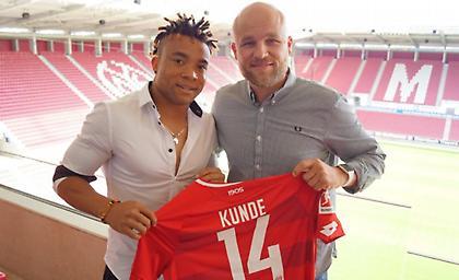 Πήγε Bundesliga ο Κουντέ που έπαιξε... δυνατά για Ολυμπιακό