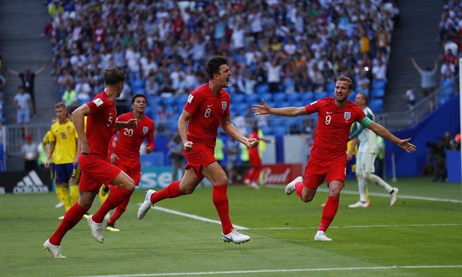 Τα highlights του Σουηδία-Αγγλία