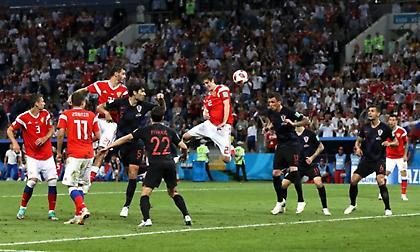 Επτάψυχη η Ρωσία – Ισοφάρισε 2-2 πέντε λεπτά πριν τη λήξη!