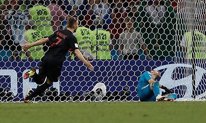 Τα highlights του… θρίλερ Ρωσία-Κροατία