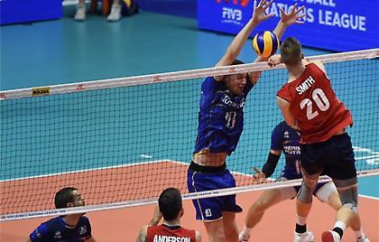 Γαλλία- Ρωσία στον τελικό του Volleyball Nations League