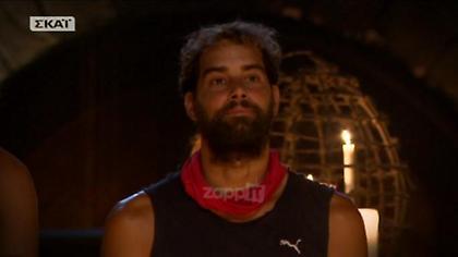 Survivor: Αποχώρησε ο Χάρης Γιακουμάτος!