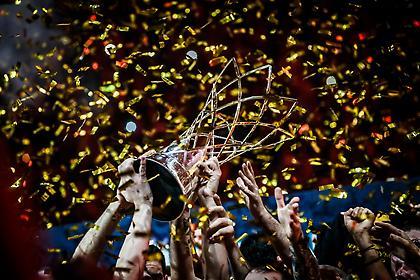 Κληρώνει για τέσσερις στο Basketball Champions League