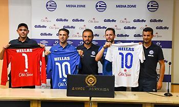 Ελλάδα πανέτοιμη για παγκόσμιο πρωτάθλημα μίνι ποδοσφαίρου! (pics)