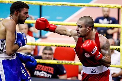 Παύλος Τσαγκράκος στο sport-fm.gr: «Θέλω ένα μετάλλιο σε Πανευρωπαϊκό»