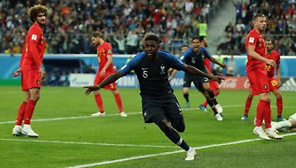 Έτσι έκανε το 1-0 κόντρα στο Βέλγιο η Γαλλία (video)