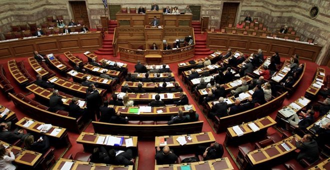 Βουλή: Ψηφίστηκε με ευρεία πλειοψηφία το ν/σ για την αδήλωτη εργασία