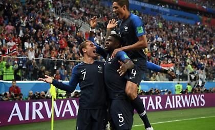 Γαλλία, φτιαγμένη για κούπα υπέταξε το Βέλγιο!