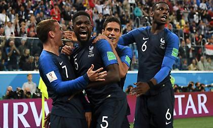 Οι καλύτερες στιγμές από το Γαλλία – Βέλγιο (video)