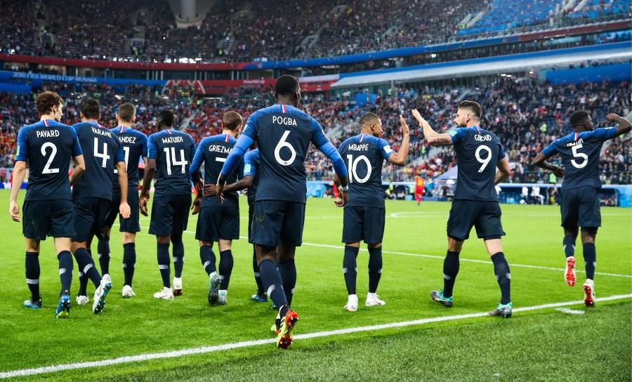 Η πρόκριση της Γαλλίας ήταν θέμα ενέργειας και φανέλας