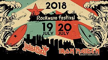 Οι ώρες εμφάνισης των συγκροτημάτων στο Rockwave Festival!