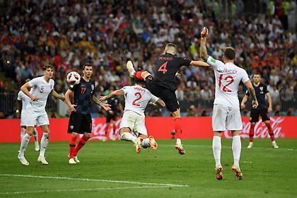 Ο Πέρισιτς από το… πουθενά ισοφάρισε για την Κροατία! (video)