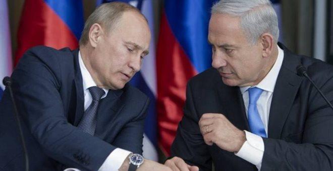 Συνάντηση Πούτιν - Νετανιάχου στη Μόσχα για τη Συρία