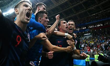 «Ιστορική» Κροατία, έστειλε… σπίτι της την Αγγλία και πάει τελικό!
