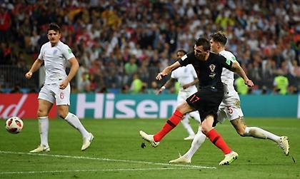 Η Κροατία χάλασε την παράδοση