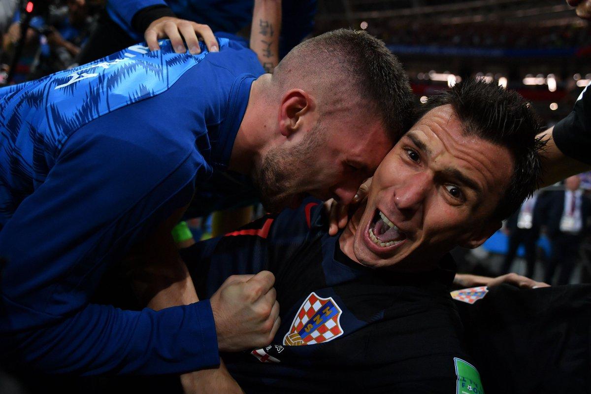 Οι καλύτερες στιγμές από το Κροατία – Αγγλία (video)
