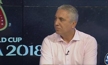 Ο Κωστένογλου έπεσε μέσα στον τελικό του Μουντιάλ (video)