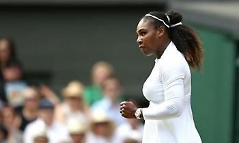 Επέστρεψε στον τελικό του Wimbledon η Σερένα!