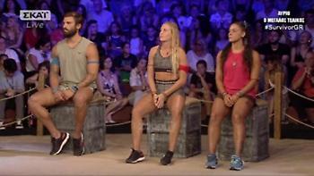 Survivor: Οι δύο τελευταίοι που πέρασαν στον μεγάλο τελικό της Παρασκευής!