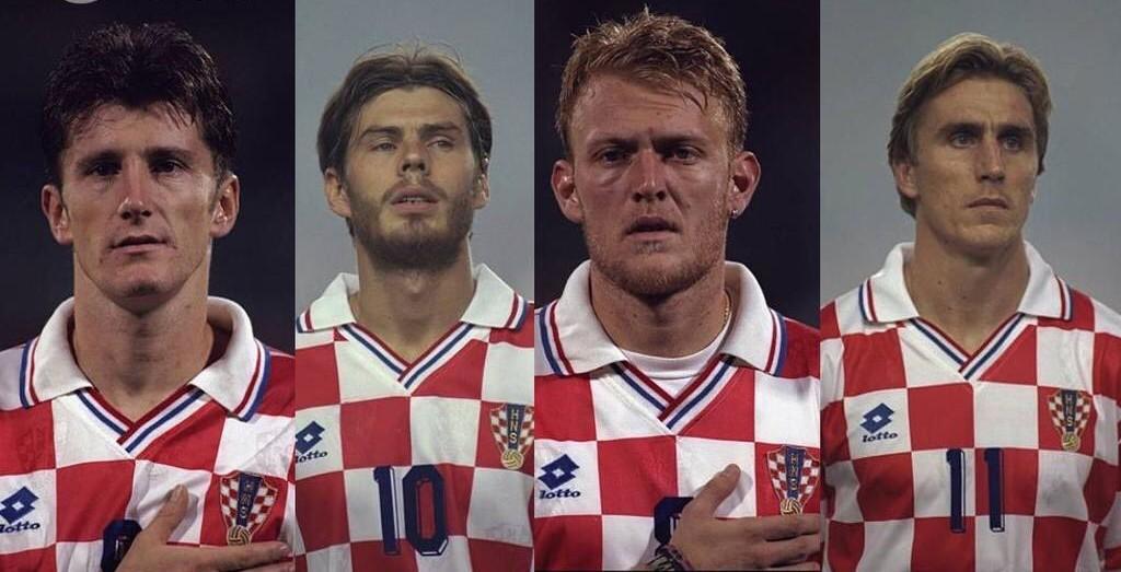 Τότε και τώρα: Η ομάδα της Κροατίας του 1998