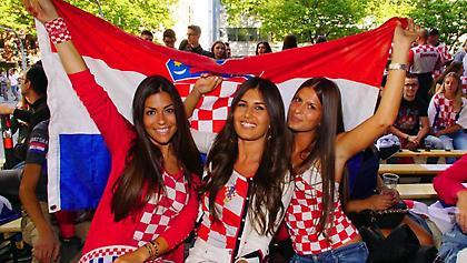 Απόβαση Κροατών στη Μόσχα